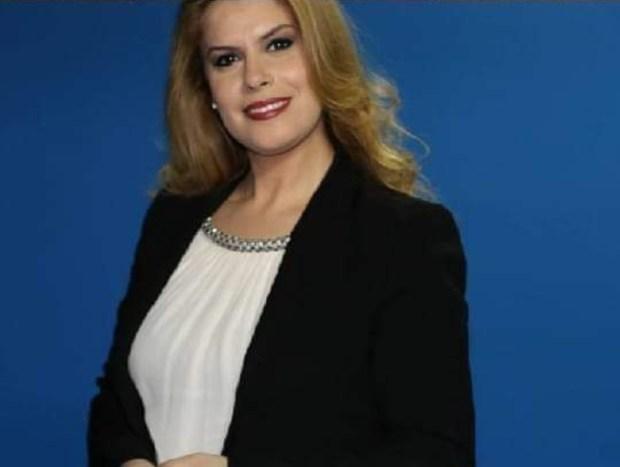 الصحافية بشرى رئيف.. عندما يسبق الضمير المهني الماكياج والبروشينغ!