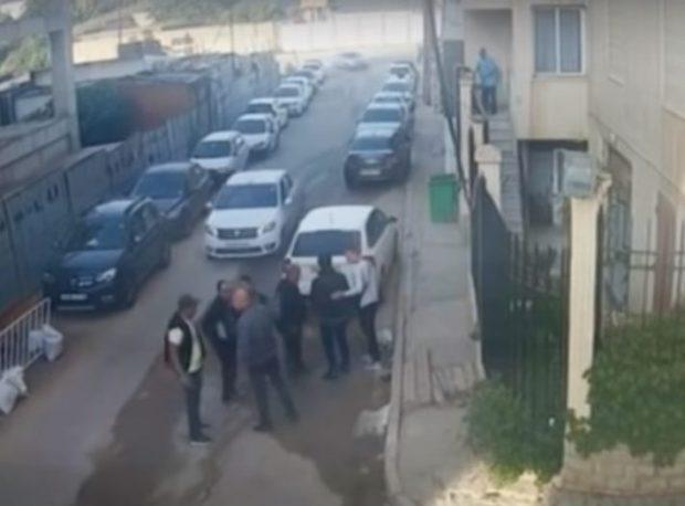 بالفيديو.. لحظة اختطاف صحافي جزائري