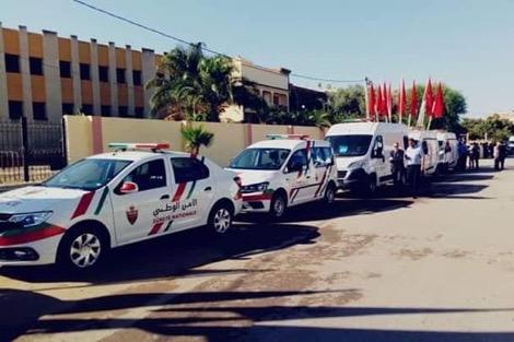 60 عنصرا ومصلحة جديدة ديال لاكارط.. البوليس يدخل قرية أبا محمد