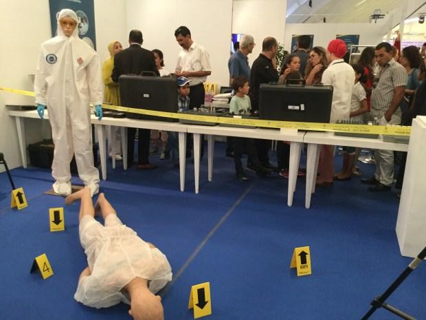 """هو الأول في المغرب.. مختبر الشرطة العلمية يتسلم شهادة الجودة """"إيزو"""""""