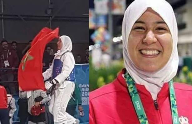 الألعاب الألمبية للشباب.. لاعبة تيكواندو تهدي المغرب أول ميدالية ذهبية