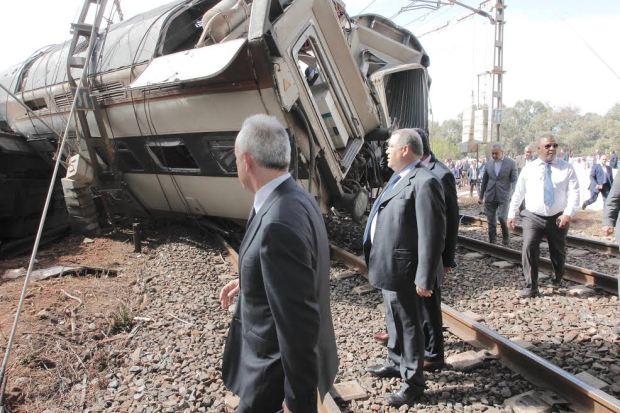 من تمارة إلى بوقنادل.. أسوأ حوادث القطارات في المغرب