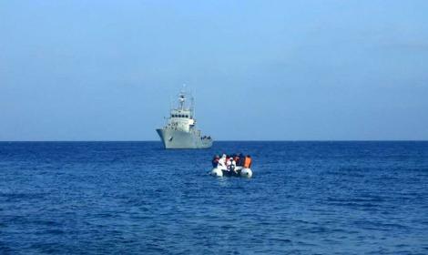 الناظور..  البحرية الملكية تنقذ 165 مرشحا للهجرة السرية