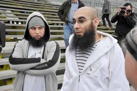 """بلجيكا.. تجريد زعيم """"جماعة الشريعة"""" المغربي فؤاد بلقاسم من الجنسية"""