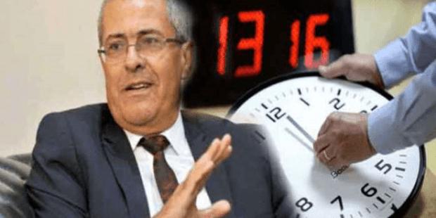 برلماني: الوزير بنعبد القادر أخبرني قبل أيام بأن التوقيت الصيفي لا يلائم المغاربة وسنلغيه!
