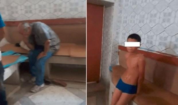 الأسرة تنازلت عن متابعة المتهم.. تفاصل محاولة اغتصاب طفل داخل حمام في فاس