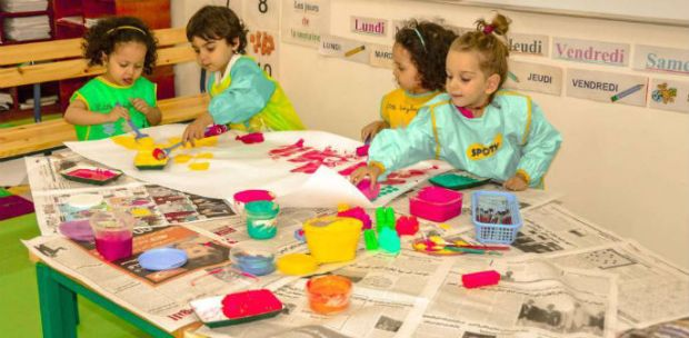 """""""مستقبلنا لا ينتظر"""".. حملة في زاكورة لتسجيل الأطفال في التعليم الأولي"""