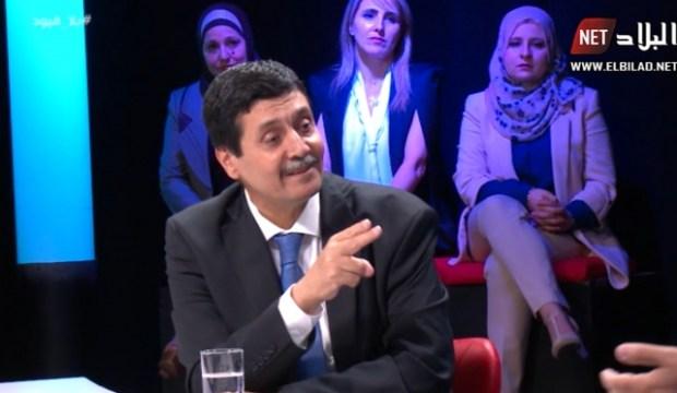 وزير جزائري: الله بعث محمدا رحمة للعالمين وبعث الرئيس بوتفليقة رحمة للجزائريين!!