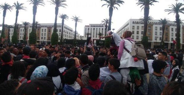 انحلال أخلاقي وتربية وتعليم فاشلان.. احتجاجات التلاميذ تعري الواقع المخيف للمجتمع المغربي