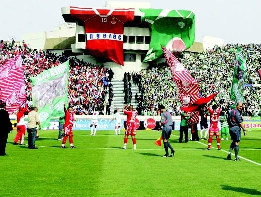 رسميا.. الديربي البيضاوي يُلعب في مراكش
