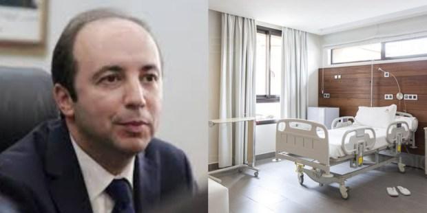 تشكل الثلث.. وزير الصحة يعوّل على أسِرّة الكلينيكات!