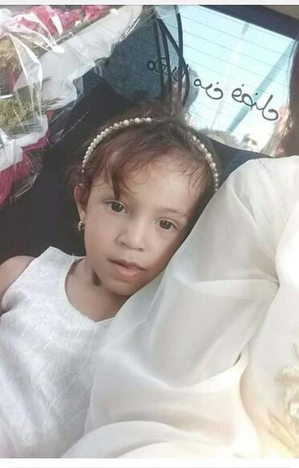 حالة إنسانية.. أريج طفلة تحتاج عملية جراحية لتستطيع التنفس!