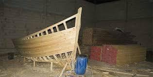 الداخلة.. تفكيك ورشة سرية لصناعة قوارب تقليدية موجهة للأنشطة المحظورة