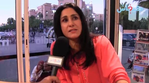 أسماء الخمليشي: تحرشو بيا جوج دراري وسلختهم!!