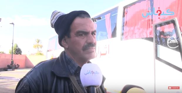 """شيفور الكار اللي شدو فيه """"دواعش شمهاروش"""": كون شفتوهم ما تنويوش فيهم أنهم قاتلين! (فيديو)"""