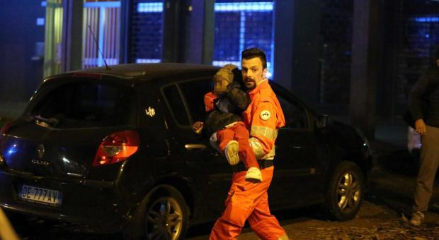 بالفيديو من إيطاليا.. مقتل كوبل مغربي في حريق