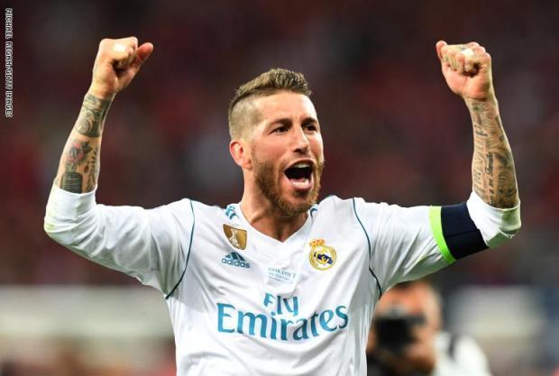 راموس: لن ننسى سنة 2018 كريال مدريد