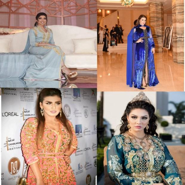 على إنستغرام.. أجمل إطلالات الأسبوع بالقفطان المغربي (صور)