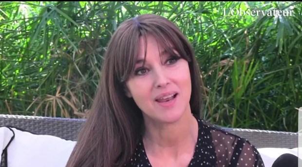 مونيكا بيلوتشي: أحب المغرب ومستعدة للتمثيل فيه (فيديو وصور)