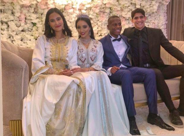 بعد حفل الزفاف.. منديل يقضي شهر العسل في جزر المالديف
