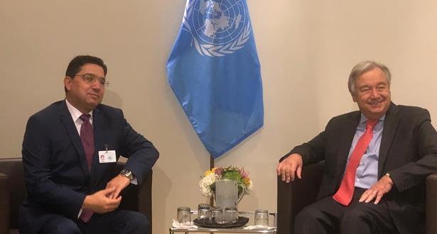 لقاء جنيف.. غوتيريش يرحب بقرار المغرب والجزائر بالمشاركة في المائدة المستديرة