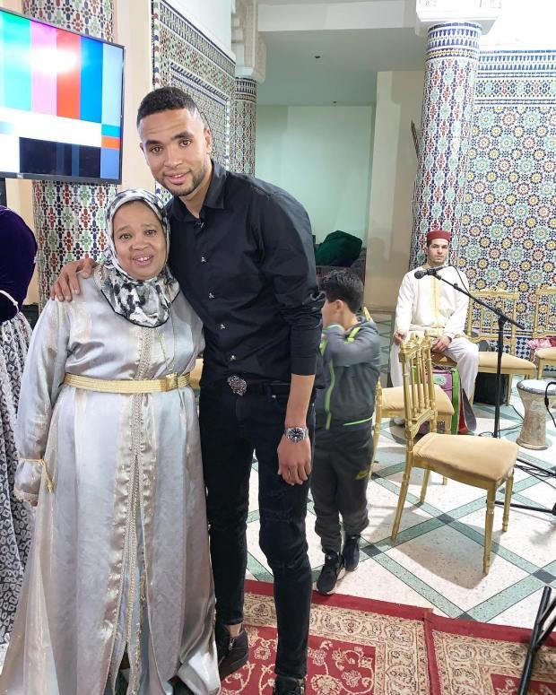 مؤثر.. يوسف الناصيري يوجه رسالة حب إلى والدته