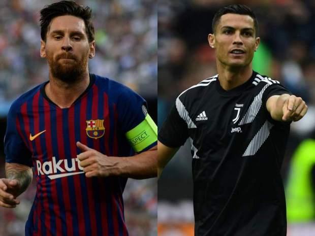 ما زال مقلق من الريال.. رونالدو يرفض الجلوس إلى جانب ميسي في ملعب ريال مدريد