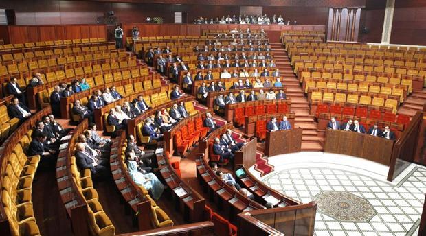غياب البرلمانيين.. مجلس النواب كيتبرّا من السلايتية