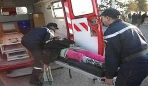 بويزكارن.. قتيل و7 مصابين في حادثة سير