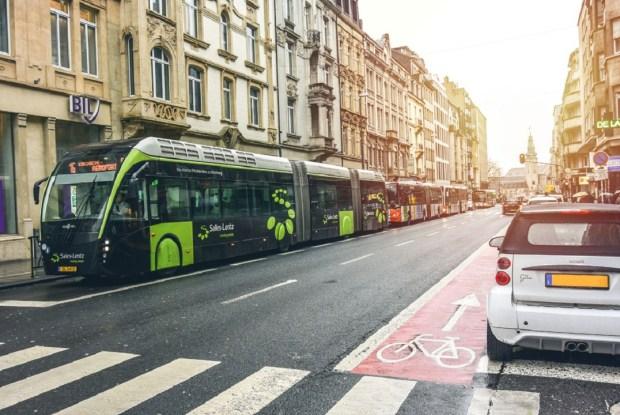 مشاو بعيد.. لوكسمبورغ أول دولة توفر وسائل النقل العمومي فابور!