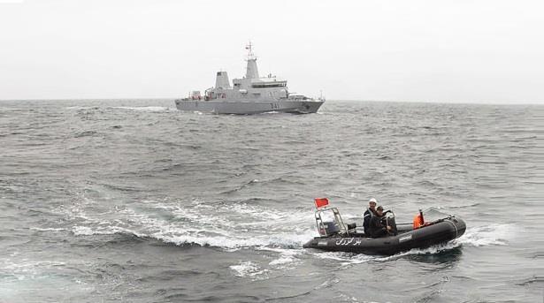 في يومين.. البحرية الملكية تقدم المساعدة ل181 مهاجرا سريا