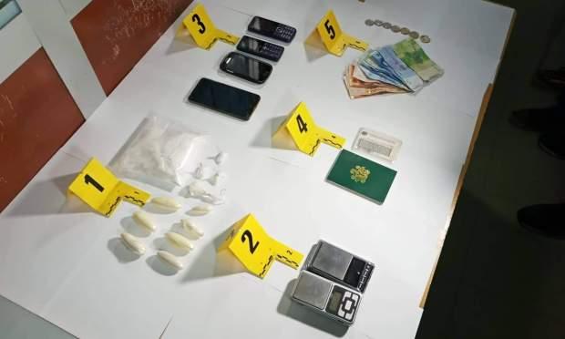 بالصور من الرباط.. حجز 400 غرام من الكوكايين لدى نيجيري
