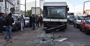 بالفيديو من كازا.. قتيلان بعد اصطدام طوموبيل وطوبيس