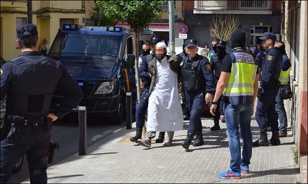 إسبانيا.. توقيف داعشي مغربي