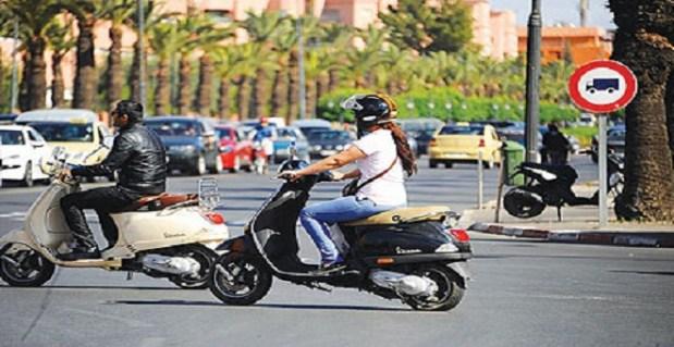 مراكش.. انطلاق مشروع الدراجات النارية الكهربائية