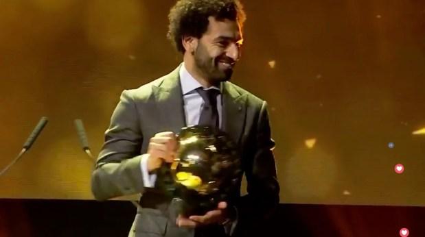 للمرة الثانية على التوالي.. محمد صلاح أفضل لاعب إفريقي