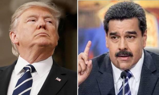 القضية حامضة في فينزويلا.. ترامب يلوح بتدخل عسكري لتنحية مادورو