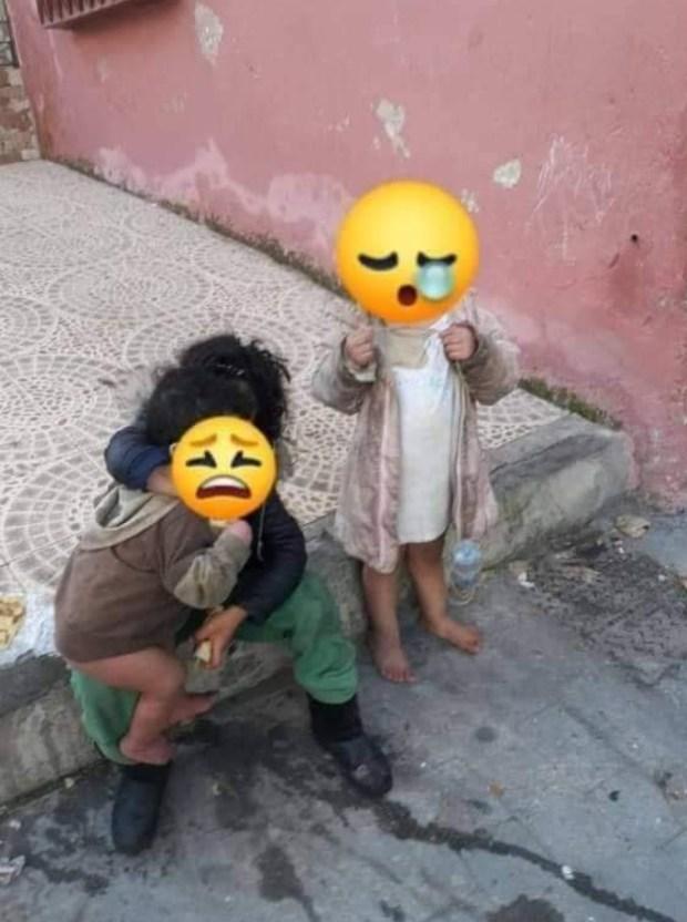 بالفيديو.. قصة مأساوية لأم وخمسة أطفال في طنجة