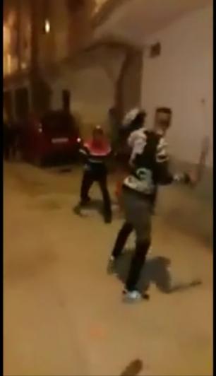 طنجة.. الأمن يحقق في فيديو معركة بالأسلحة البيضاء
