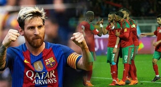 رسميا.. المنتخب المغربي يواجه رفاق ميسي مارس المقبل