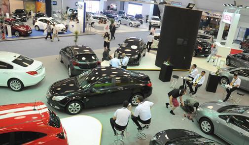 العثماني: المغرب سيتجاوز إيطاليا في صادرات السيارات
