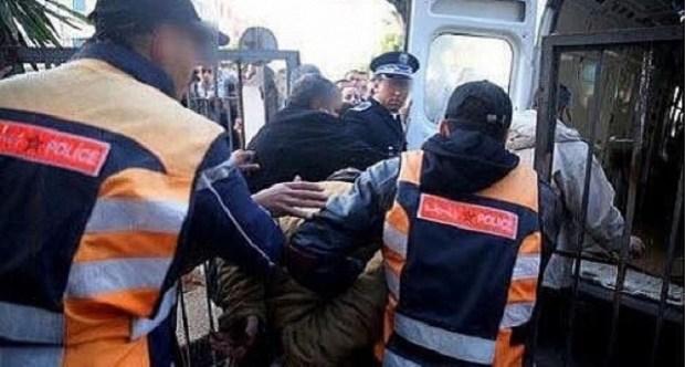 معتقلون ومحجوزات.. البوليس يصطاد الحراكة في سلا