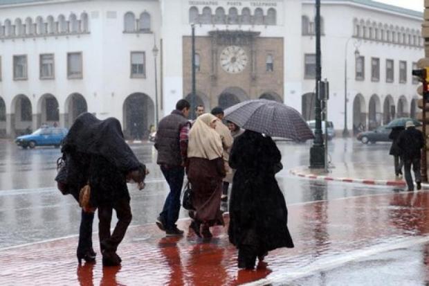 اليوم الأحد.. رعد وأمطار وثلوج ورياح