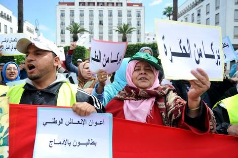 عمال الإنعاش الوطني والتدبير المفوض.. إضراب وطني