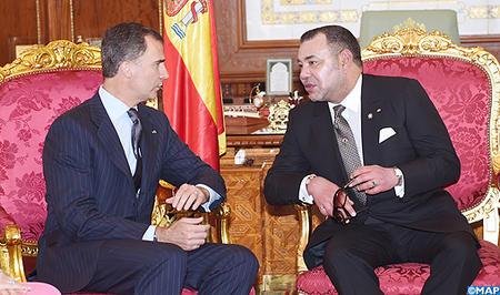 هي الأولى منذ توليه العرش.. ملك إسبانيا يخطط لزيارة المغرب فبراير المقبل