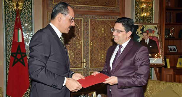 مبعوث أردوغان إلى الملك: وحدة المغرب واستقراره أولوية استراتيجية بالنسبة إلى تركيا