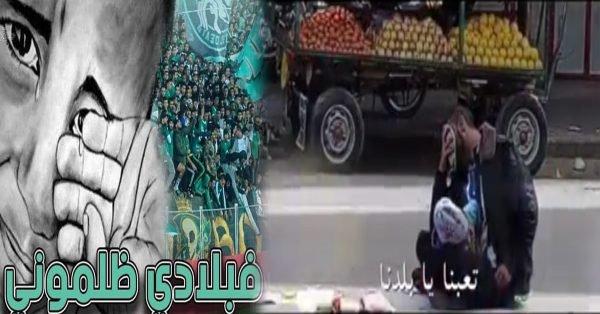 """بالفيديو.. """"فبلادي ظلموني"""" بالفلسطينية!"""