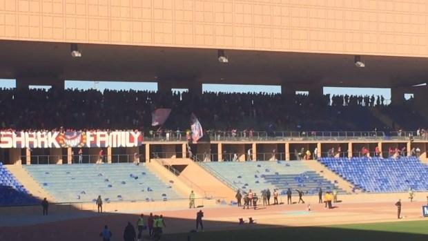غياب التنظيم والاعتقلات والمصاريف.. مكتب أولمبيك آسفي يوضح ما جرى في مراكش