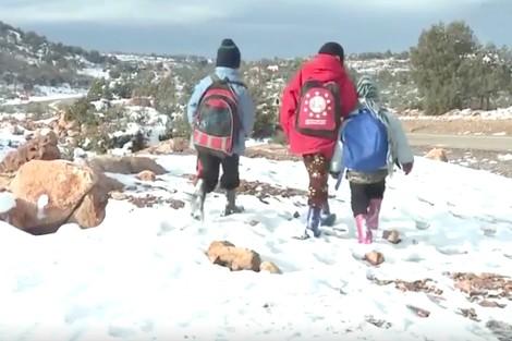 شيشاوة.. تدابير عاجلة لمساعدة سكان الجبال على مواجهة البرد
