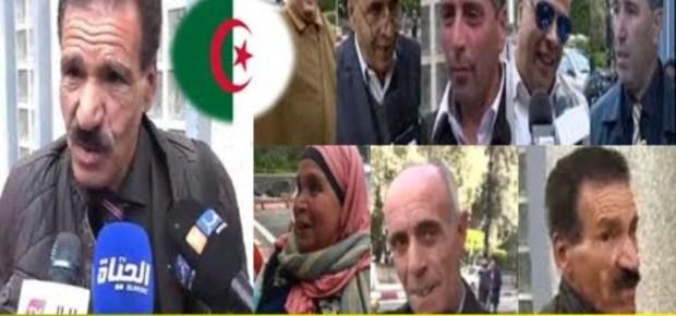 وحي وطائرة بالتراب ووليمة للشعب.. نوادر الانتخابات الرئاسية الجزائرية! (فيديو)